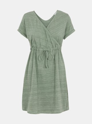 Zelené těhotenské šaty Mama.licious Melanie