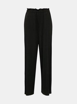 Čierne nohavice ONLY Elma
