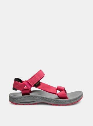 Růžové dámské sandály Teva Winsted Solid