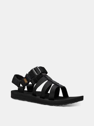 Čierne dámske sandále Teva Dorado