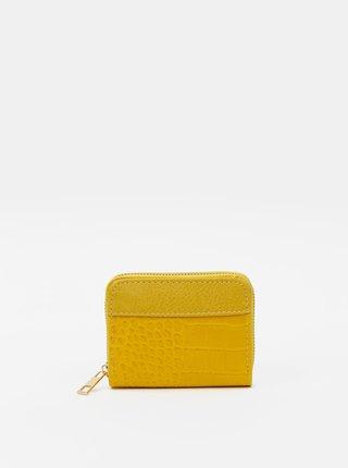 Žlutá peněženka Haily´s