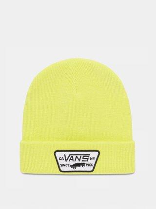 Žltá čiapka VANS