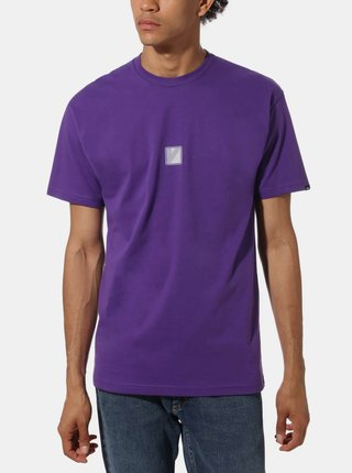 Fialové pánské tričko VANS