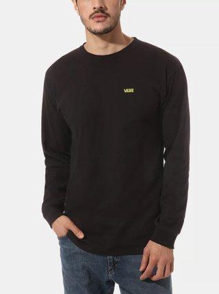 Čierne pánske tričko VANS