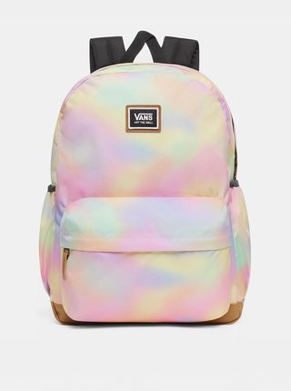 Ružový batoh VANS 27 l