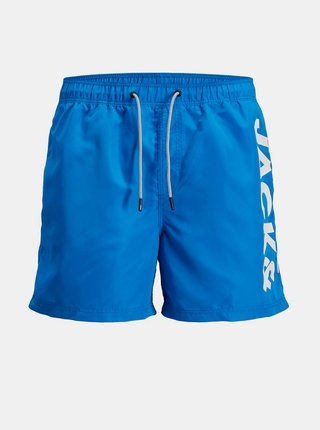 Modré plavky Jack & Jones Aruba