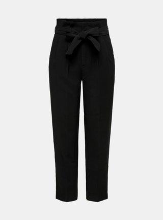 Čierne nohavice ONLY Suri