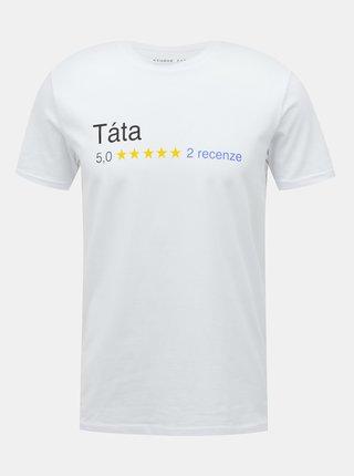 Biele pánske tričko ZOOT Original Recenze na tátu