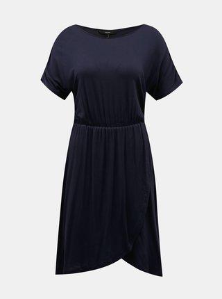 Tmavomodré šaty VERO MODA Donna
