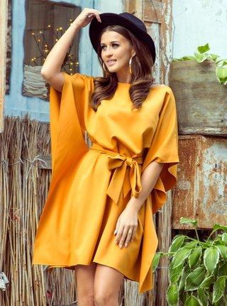 Žluté šaty Numoco