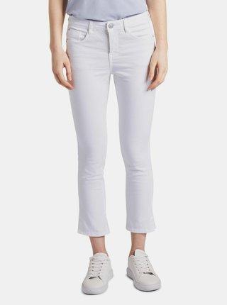 Bílé dámské kalhoty Tom Tailor