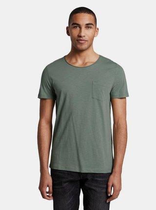 Zelené pánské tričko Tom Tailor Denim