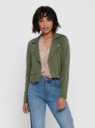 Jachete subtire pentru femei ONLY - verde