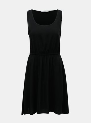 Černé basic šaty ONLY Nova
