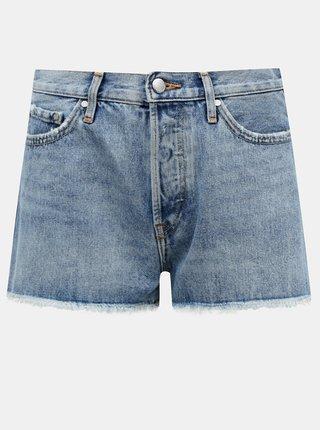 Modré džínové kraťasy ONLY Fine