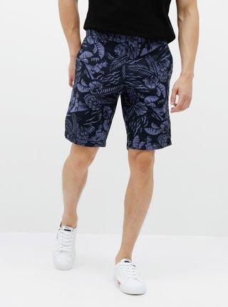 Pantaloni scurti pentru barbati Tommy Hilfiger - albastru inchis