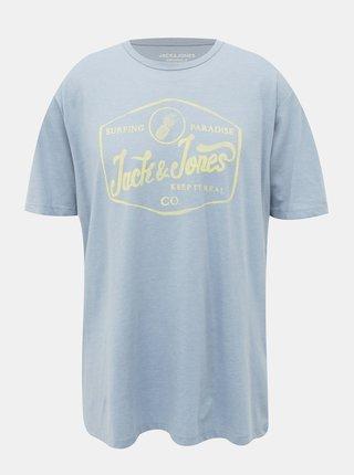 Světle modré tričko Jack & Jones Namen