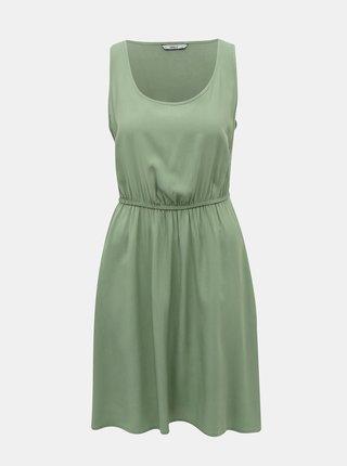 Zelené šaty ONLY Sara