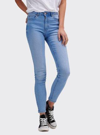 Modré dámské skinny fit džíny Alcott
