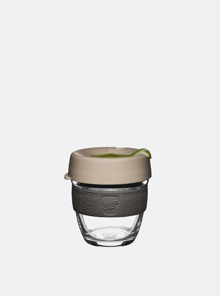 Baut si takeaway KeepCup - bej, gri, transparent