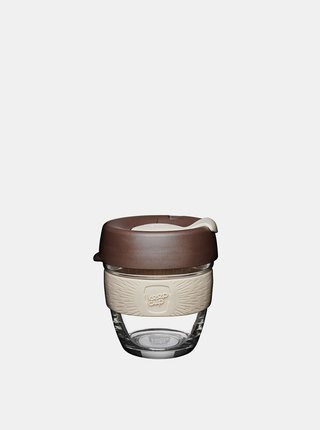 Baut si takeaway KeepCup - maro, transparent, bej