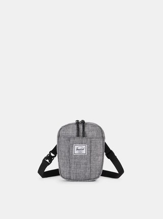 Šedá crossbody taška Herschel Supply