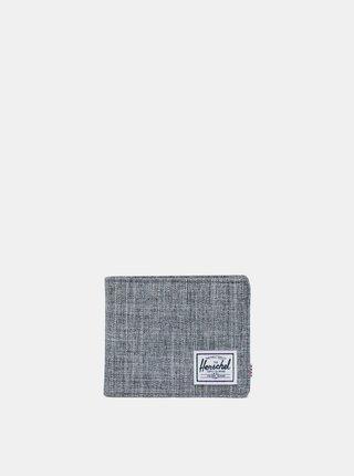 Šedá peněženka Herschel Supply