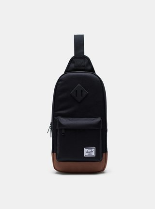 Černá crossbody taška Herschel Supply