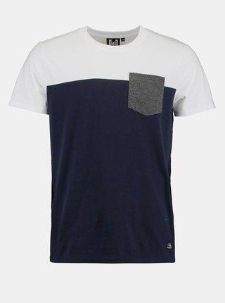 Tmavomodré pánske tričko Haily´s Kyle