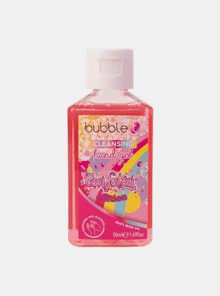 Antibakteriální gel na ruce (70% alkoholu) Bubble T Cosmetics Rainbow 50 ml