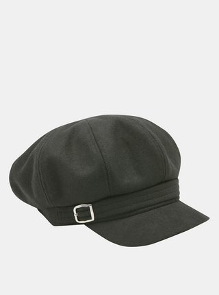 Černá kapitánská čepice M&Co