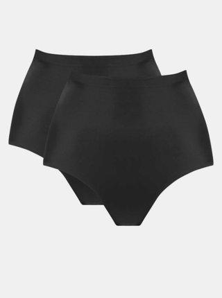 Sada dvou černých kalhotek M&Co