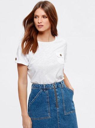 Biele tričko M&Co Petite