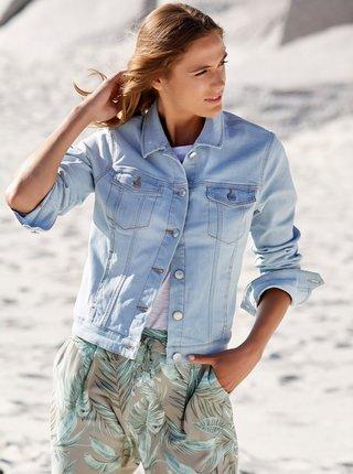 Modrá džínová bunda M&Co