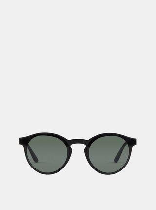 Černé sluneční brýle Pieces Miriam
