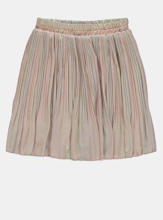 Béžová dievčenská sukňa name it Fia