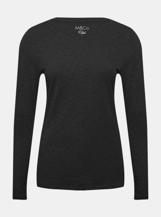Černé basic tričko M&Co