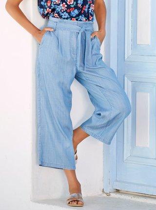 Modré culottes M&Co