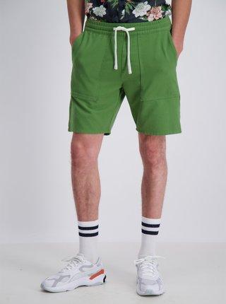Zelené kraťasy Shine Original