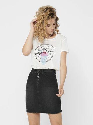 Bílé tričko Jacqueline de Yong City