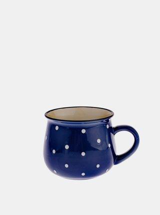 Modrý keramický hrnek Dakls 770 ml