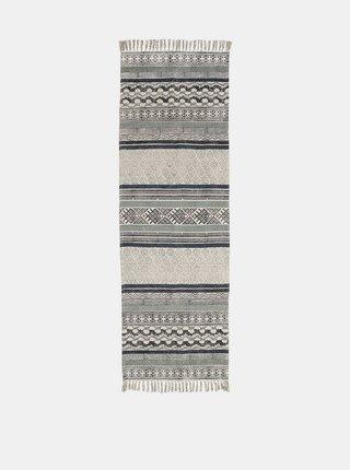 Šedý vzorovaný koberec Tranquillo Falk