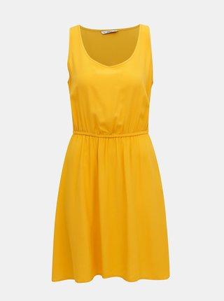 Žlté šaty ONLY Nova