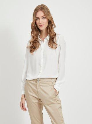 Camasi pentru femei VILA - alb