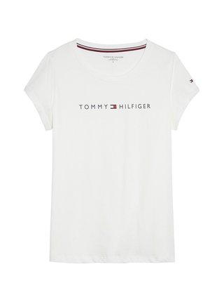 Tommy Hilfiger bílé tričko RN Tee SS Logo