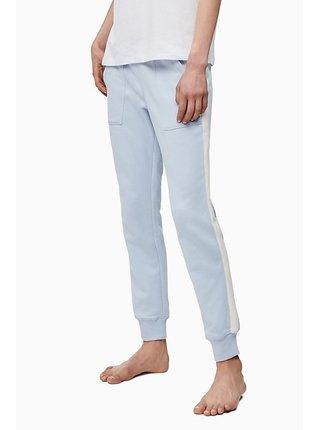 Calvin Klein světle modré dámské tepláky Jogger
