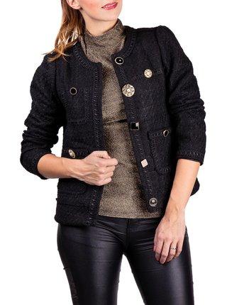 Anany černý kabátek Valladolid Negro