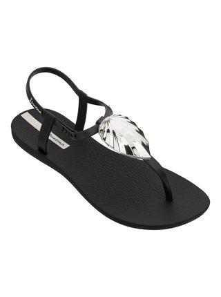 Ipanema černé sandály Leaf Black/Onix
