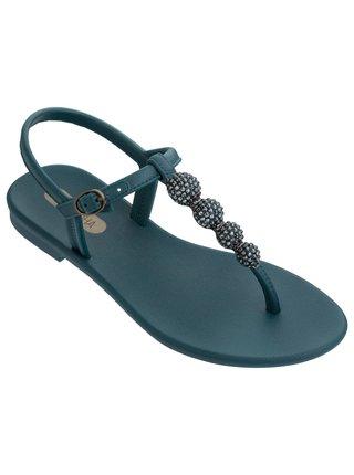 Grendha petrolejové sandály Cacau Sandal