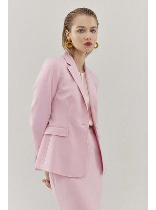 Pietro Filipi růžové dámské sako